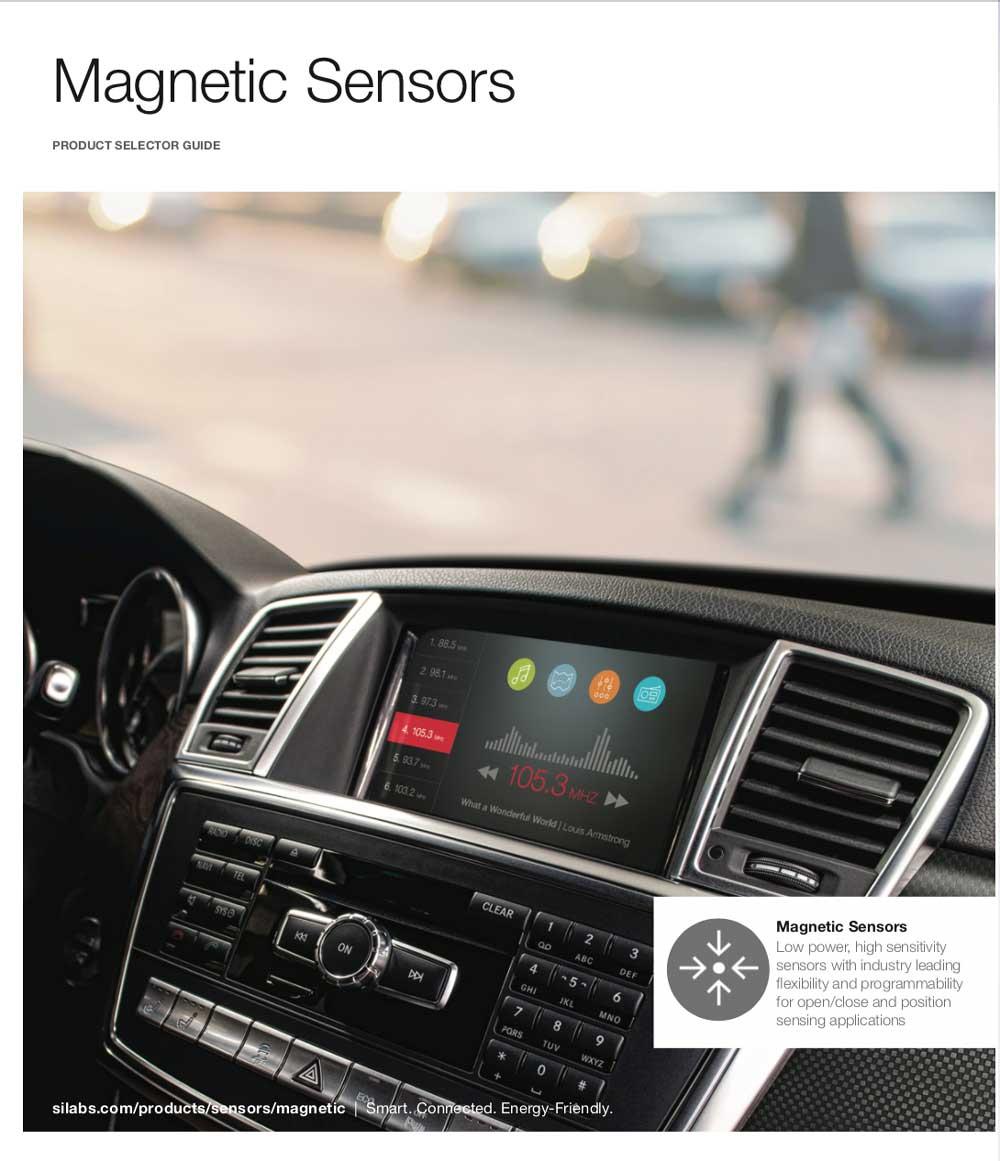 magnetic sensors product guide