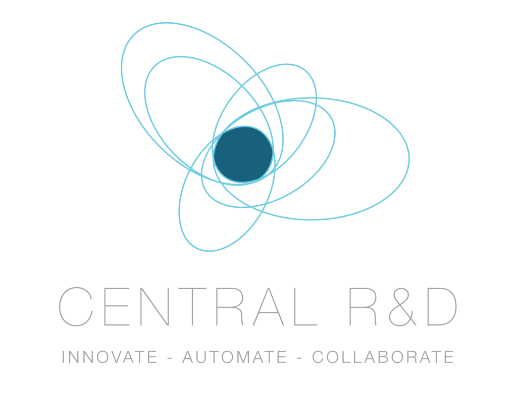 silicon labs central r&d logo design