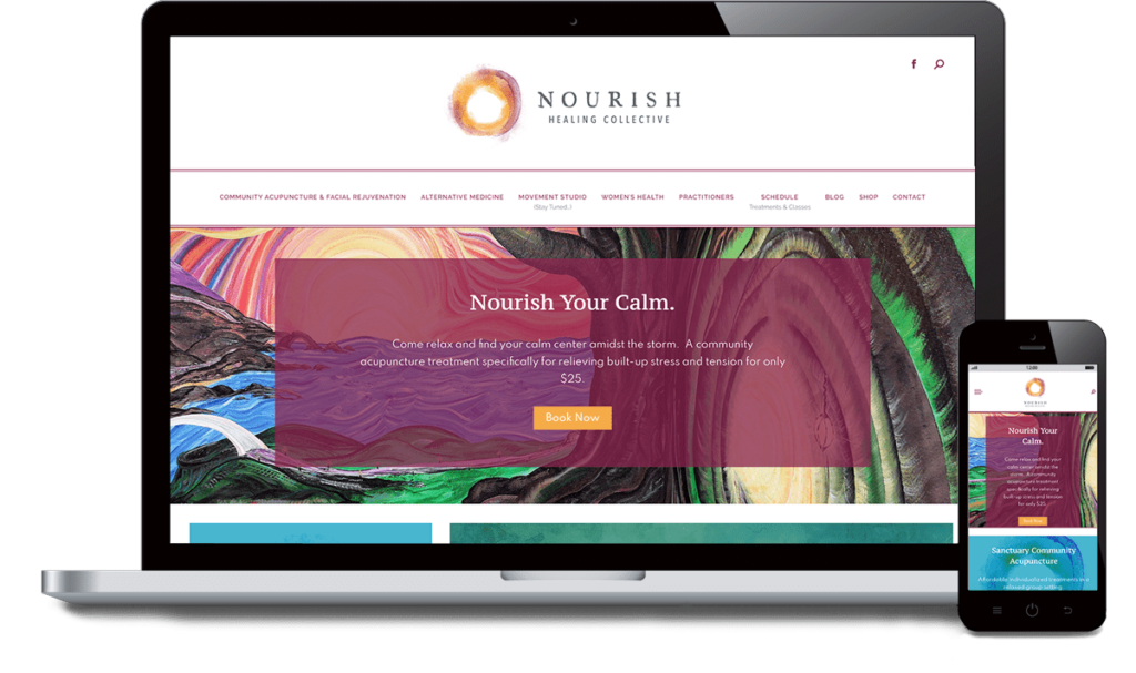 nourish healing center