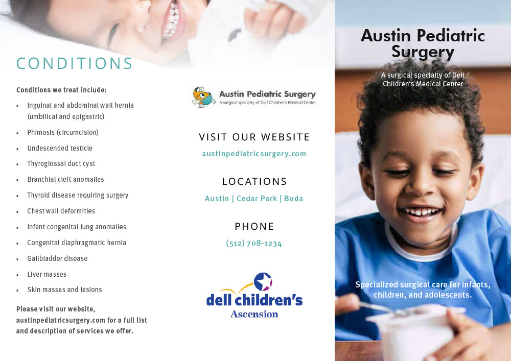 Austin pediatric front