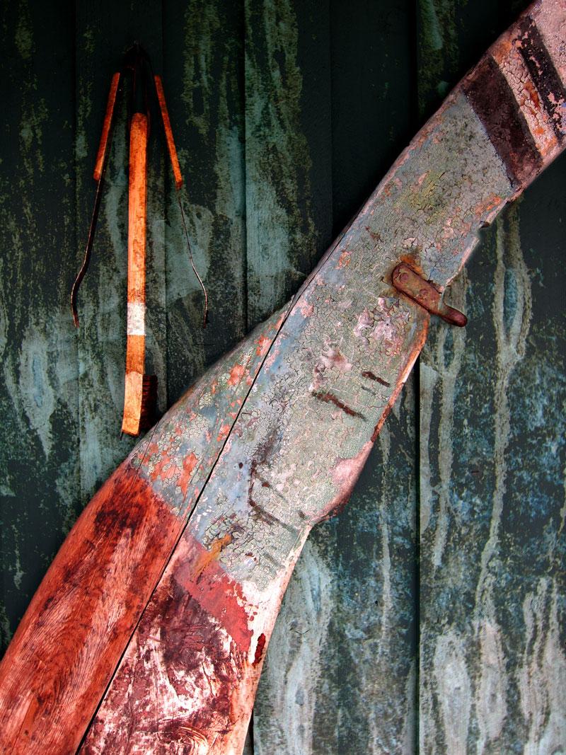 Norwegian oar